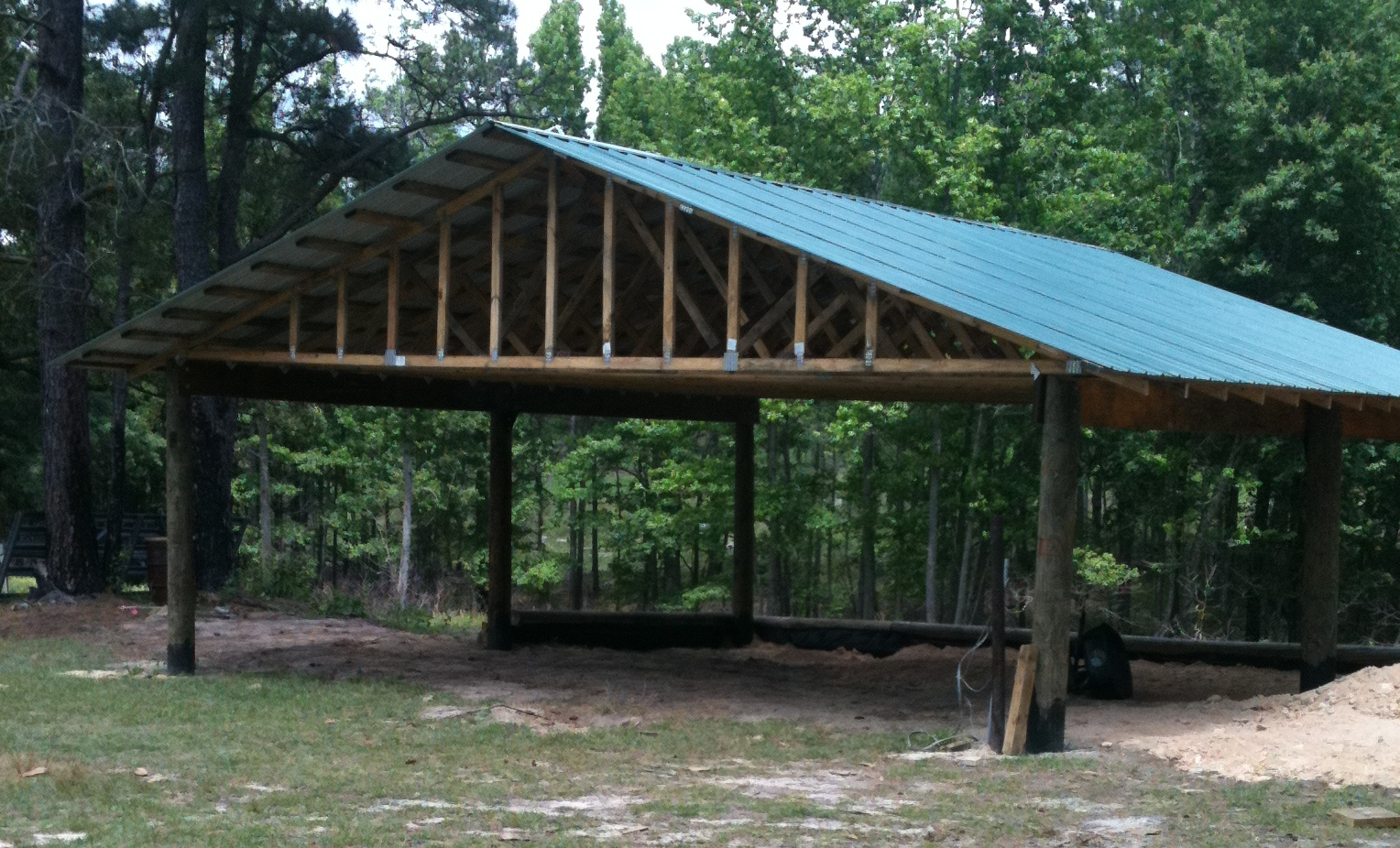 Roof Complete!